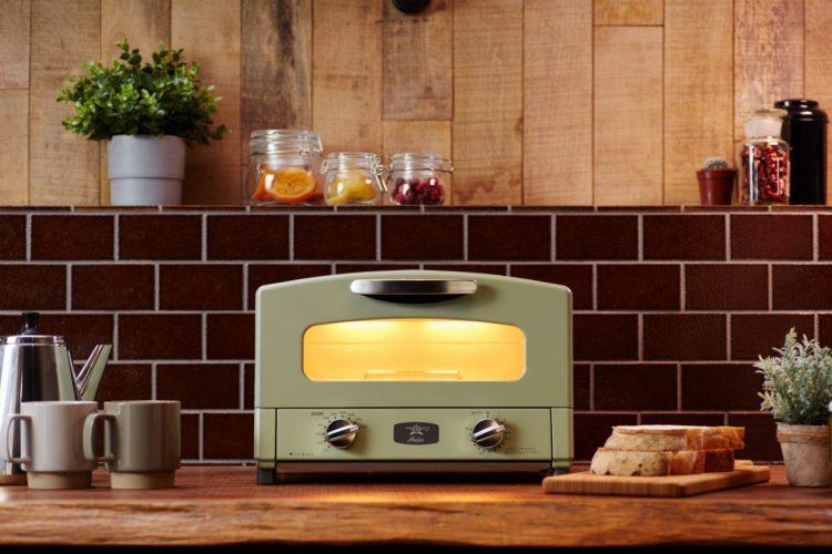 オーブントースターのイメージ
