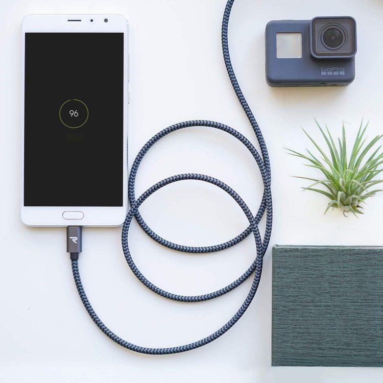 USB Type-Cケーブルおすすめ19選。デバイスの充電やデータ転送に便利