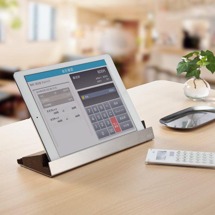 iPadスタンドおすすめ20選。動画視聴や読書に便利なアイテム