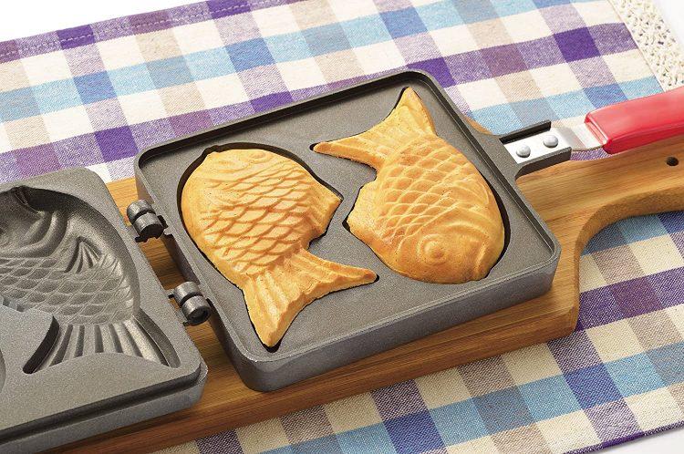 たい焼き器のおすすめ11選。家庭で簡単にたい焼き作りを楽しもう