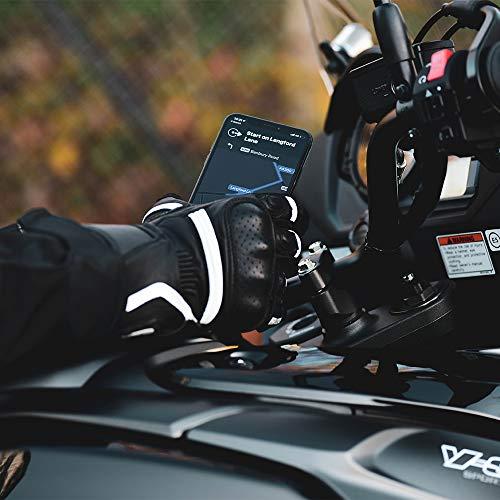 バイク用スマホホルダーのおすすめ10選。長距離移動時も快適に使える