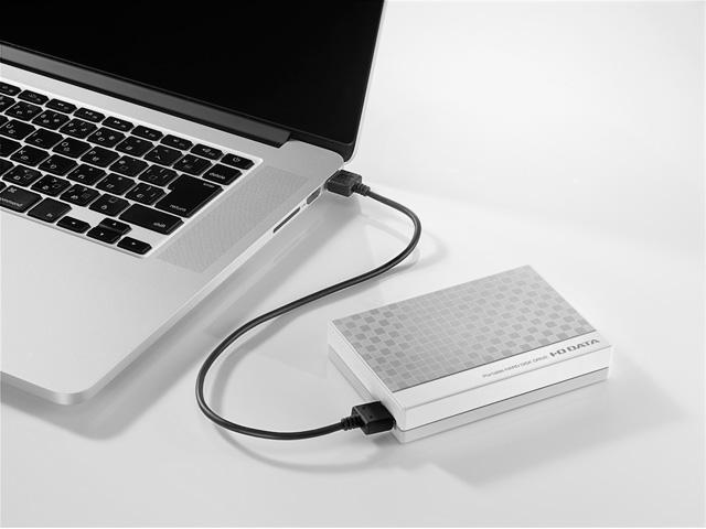 ポータブルHDDのイメージ