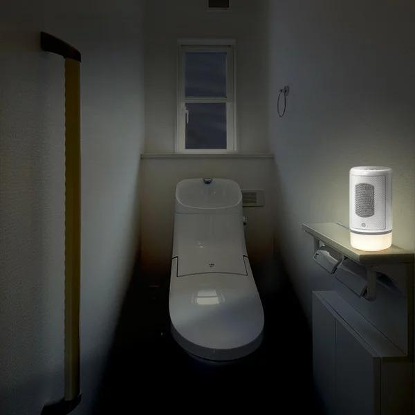 トイレ・洗面所におすすめの暖房器具13選。脱臭機能が付いたモデルも