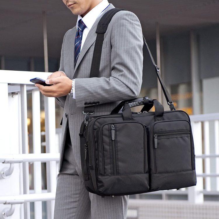 出張用ビジネスバッグのおすすめ20選。人気のアイテムをご紹介