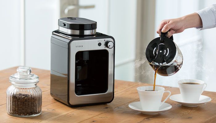 ミル付きコーヒーメーカーのおすすめ12選。人気モデルをご紹介