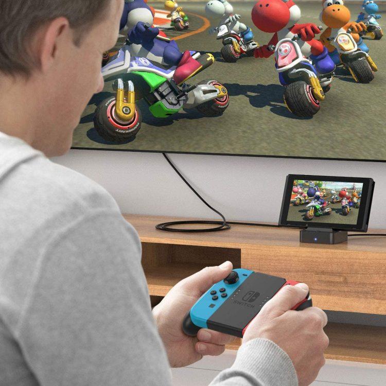 Nintendo Switch(スイッチ)のドックおすすめ9選。持ち運びに便利なモデル