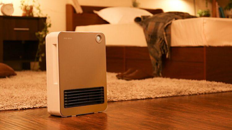 寝室向け暖房器具おすすめ19選。電気代を節約できるモデルもご紹介