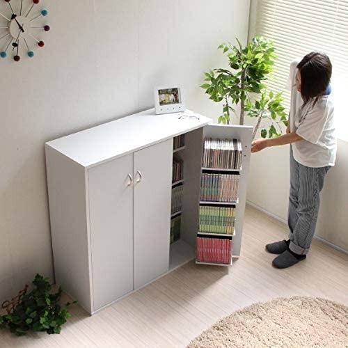 本棚のおすすめ19選。おしゃれな扉付きや大容量のスライド式もピックアップ