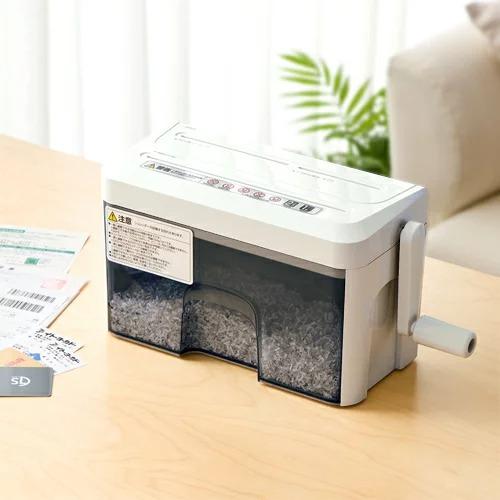 手動シュレッダーのおすすめ15選。A4用紙やCDに対応したモデルをご紹介