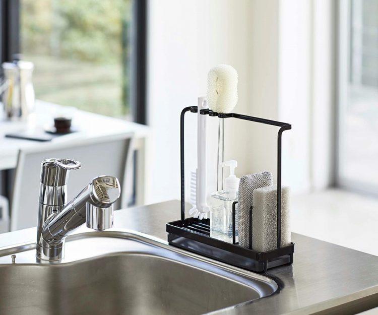 スポンジラックのおすすめ15選。キッチンをすっきり見せるアイテム