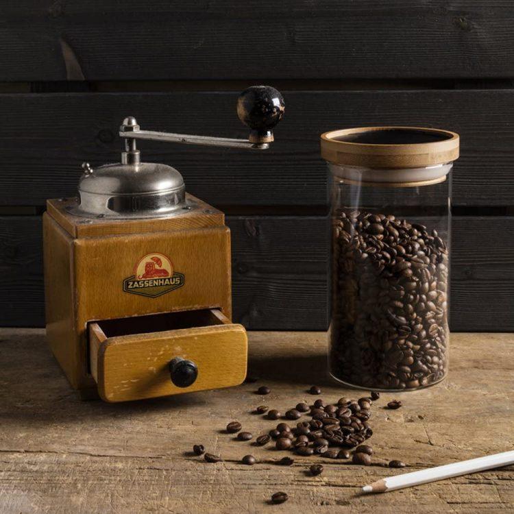 コーヒーキャニスターのおすすめ31選。鮮度を保ちながらおしゃれに保存