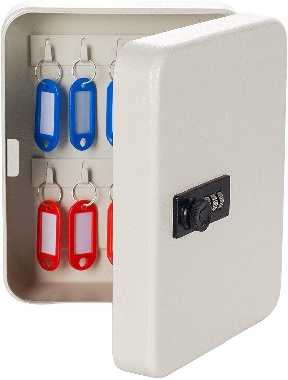 キーボックスのおすすめ20選。鍵の管理に便利な防犯性の高いアイテムをご紹介