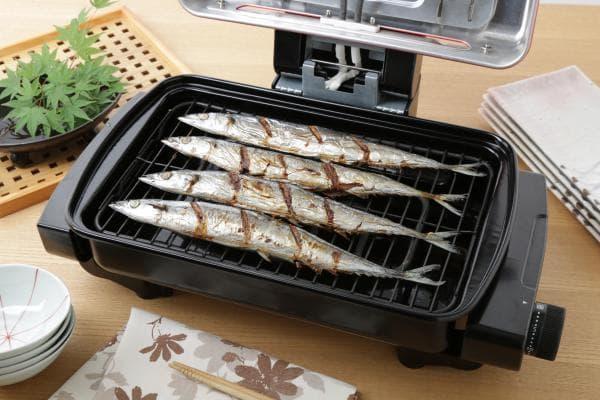 フィッシュロースターのおすすめ15選。手軽ながら本格的な魚料理が楽しめる