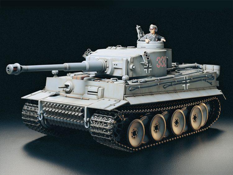 戦車ラジコンのおすすめモデル9選。選び方とメーカーもご紹介