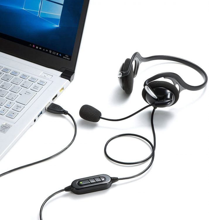 USBヘッドセットのおすすめ25選。WEB会議や通話で使える便利なアイテム