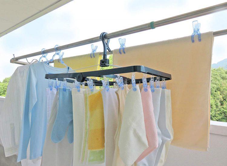 洗濯用ピンチハンガーのおすすめ8選。素材やタイプについても解説