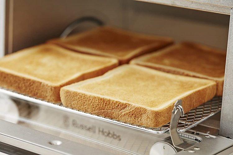4枚焼きのおすすめトースター10選。人気メーカーのおしゃれなアイテムもご紹介