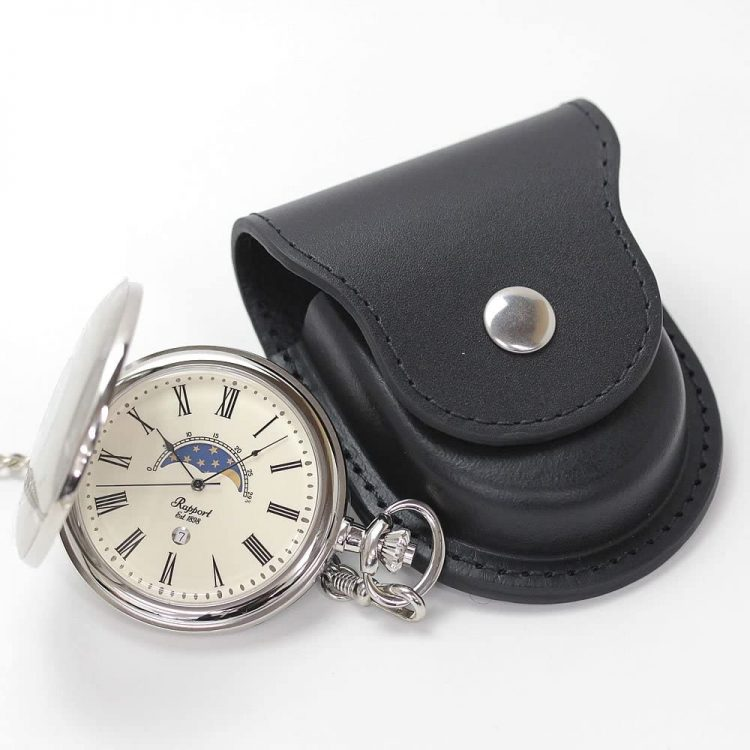 懐中時計のおすすめモデル20選。人気ブランドの製品もご紹介