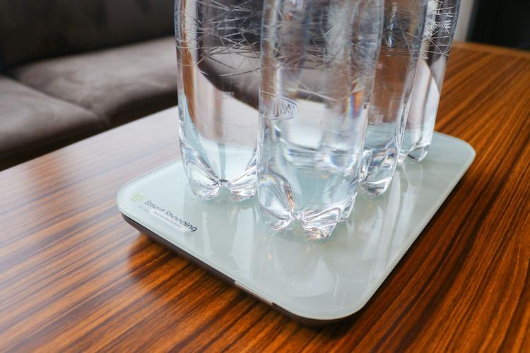 日用品を買う手間が省ける!残量を計測して自動注文するIoT重量計「スマートマットライトA4」