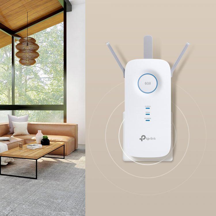 Wi-Fi中継機のおすすめ15選。ネット環境を快適に