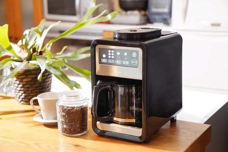 全自動コーヒーメーカーのおすすめ14選。挽きたて淹れたてを味わえる