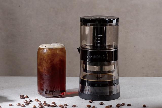 たった4分で完成!コールドブリューが楽しめるコーヒーメーカー「ジャイロプレッソ」