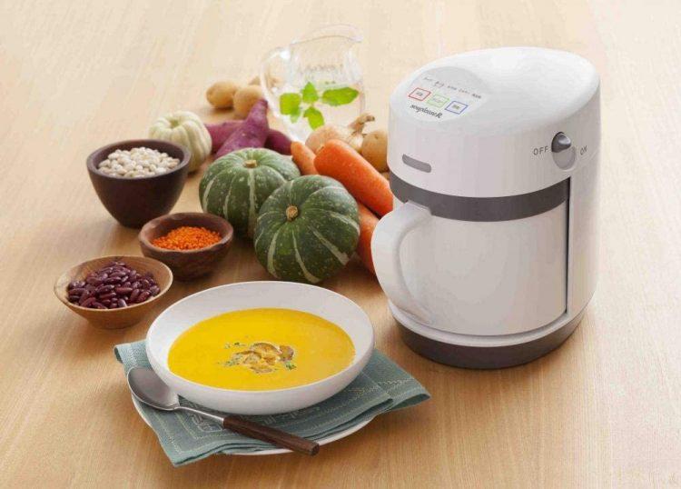 スープメーカーのおすすめ10選。手軽に美味しいスープを作ろう
