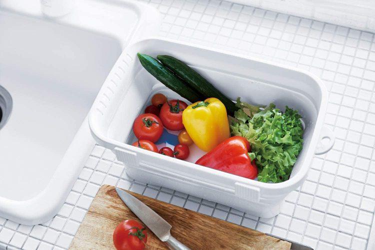 洗い桶のおすすめ18選。食器を洗うときに便利なアイテム