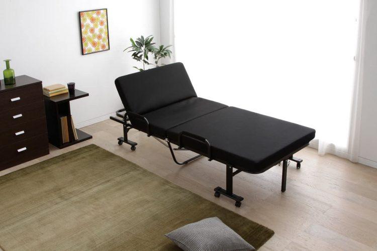 折りたたみベッドのおすすめ17選。便利なモノからおしゃれなモノまでご紹介
