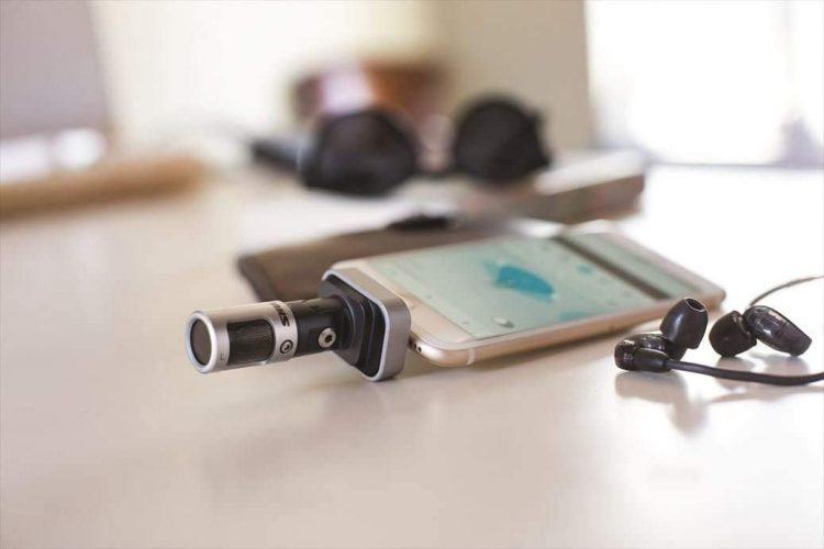 iPhone/iPadの外部マイクおすすめ14選。録音を高音質に