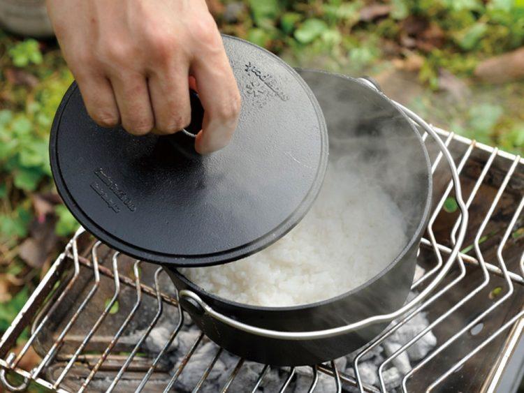 ライスクッカーのおすすめ12選。キャンプで美味しいご飯を楽しめる人気アイテム