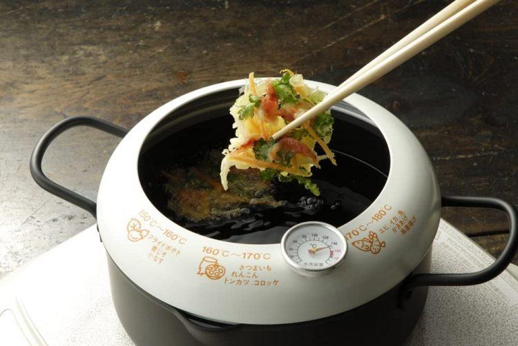 天ぷら鍋のおすすめランキング26選。揚げ物をカラッとおいしく