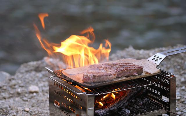 キャンパーの不満を解消!老舗メーカーが製造したモジュール式キャンプ調理器具「M.G.P.」