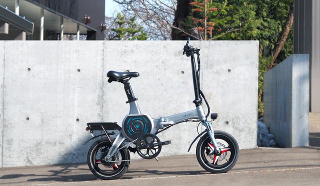 1度の充電で約150kmも走れる!?パナソニックバッテリー使用の電動アシスト自転車「One-Week 150」