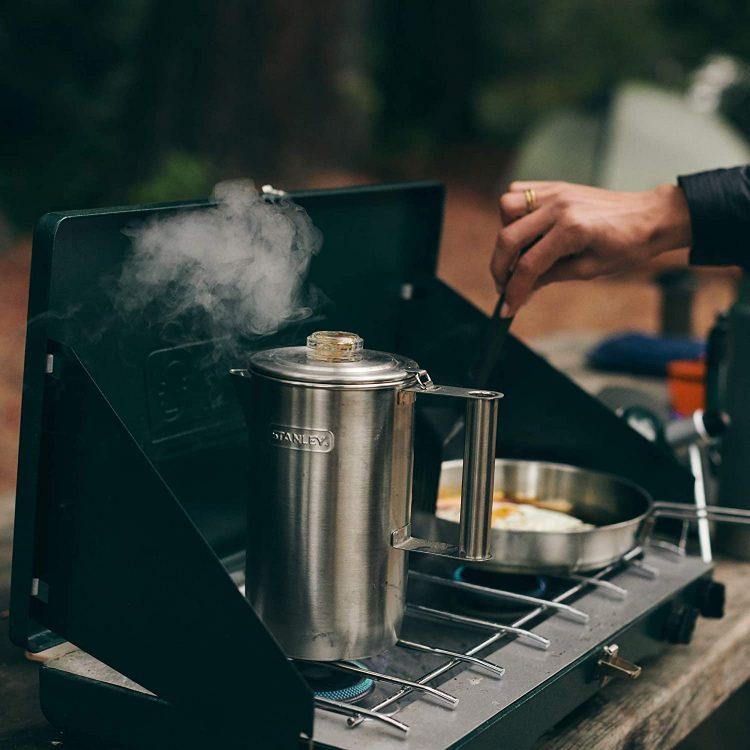 パーコレーターのおすすめ15選。アウトドアでも美味しいコーヒーを