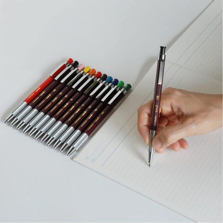 製図用シャーペンのおすすめ20選。使い心地のよいアイテムをご紹介
