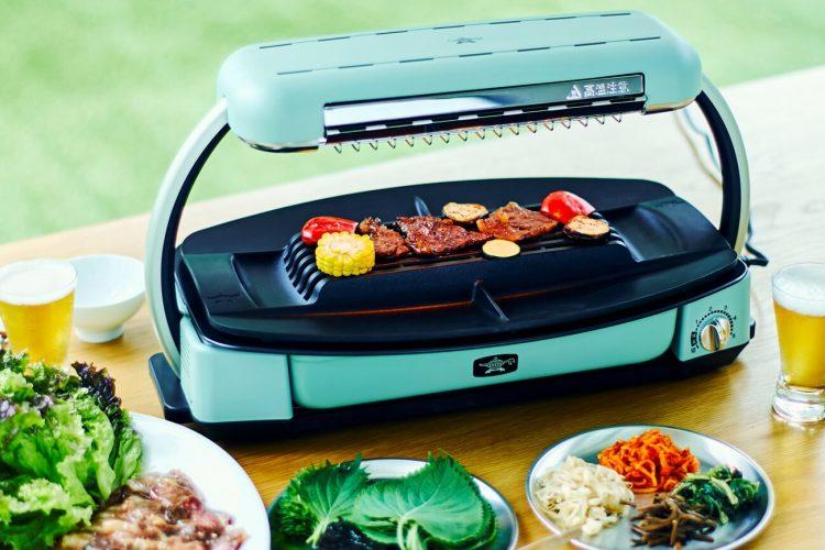 家庭用無煙ロースターのおすすめ10選。お家で焼肉をする際に便利
