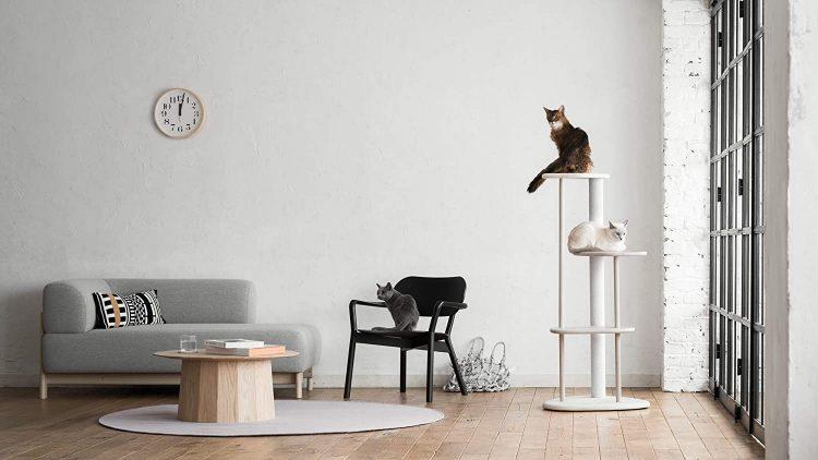 キャットタワーのおすすめ22選。愛猫の運動不足解消グッズ