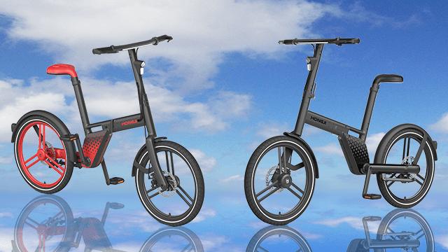 おしゃれも安全性も諦めない!チェーンレス電動アシスト自転車「HONBIKE」