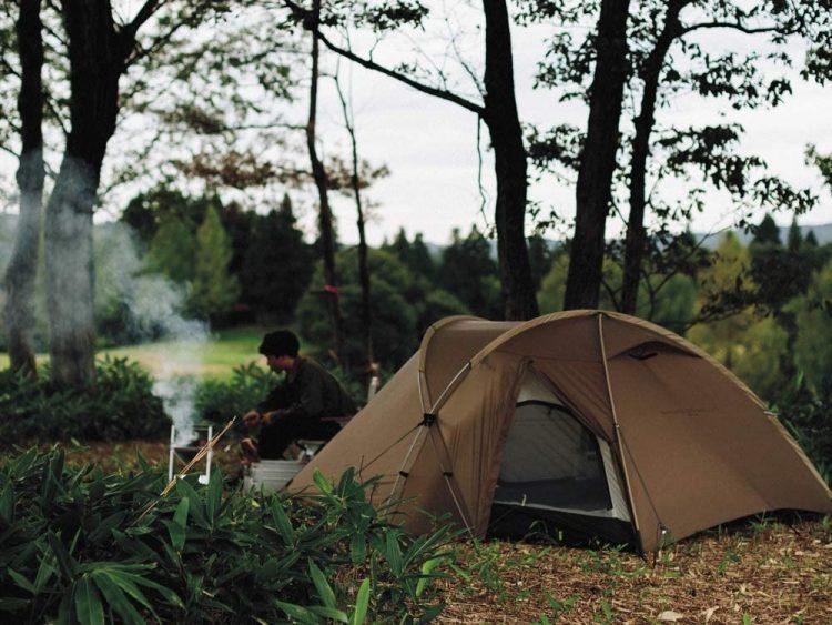 一人用テントのおすすめ15選。ソロキャンパー増加で注目度アップ
