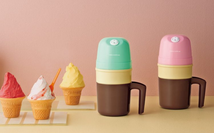 アイスクリームメーカーのおすすめ16選。家庭で手作りデザートを作ろう