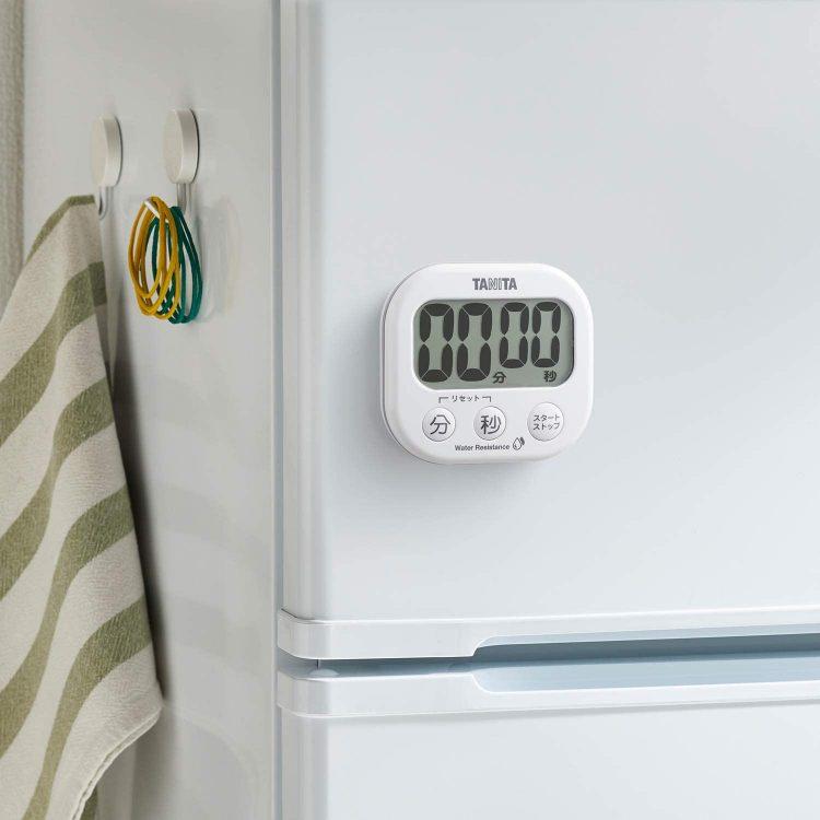 キッチンタイマーのおすすめ20選。おしゃれで機能性も高いモデルをご紹介