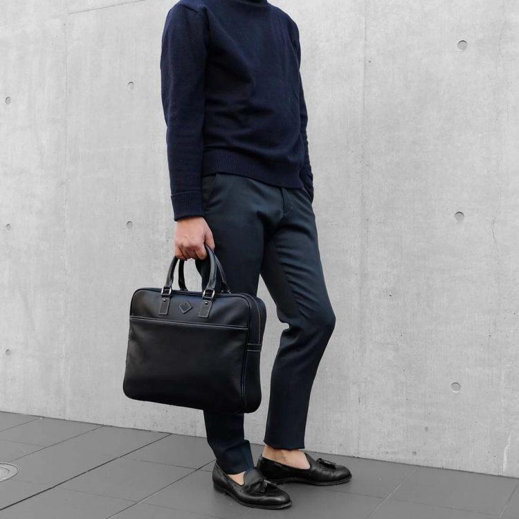 高級ビジネスバッグのおすすめブランド20選。大人の男性に人気のモデルをご紹介