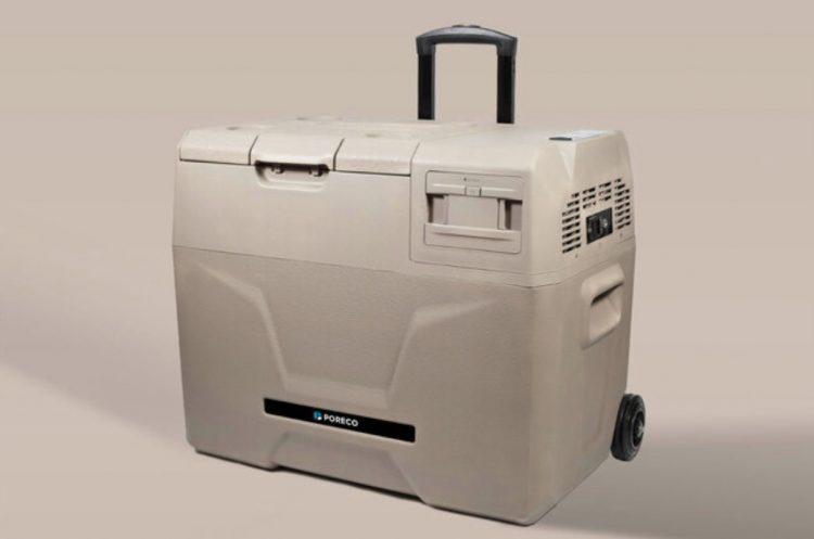 -20℃急速冷凍!持ち運べるポータブル冷蔵庫「PORECO」