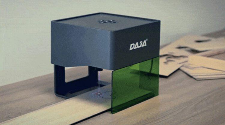 自分の手で手軽にレーザー加工が可能?「DAJA」で彫刻に挑戦