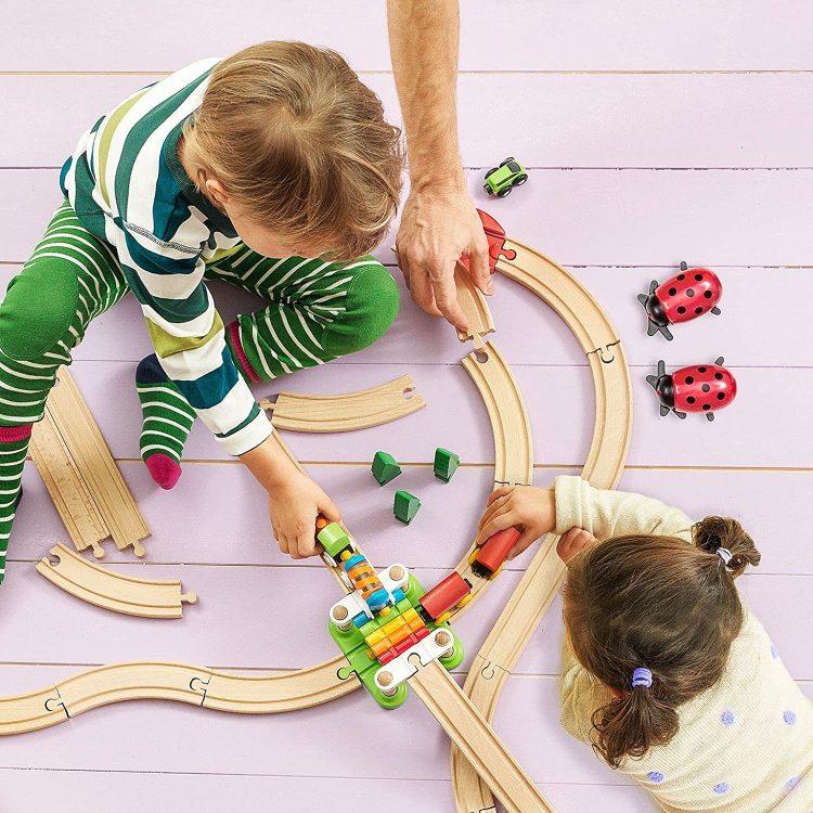 知育玩具のおすすめ20選。選び方や年齢別アイテムをご紹介