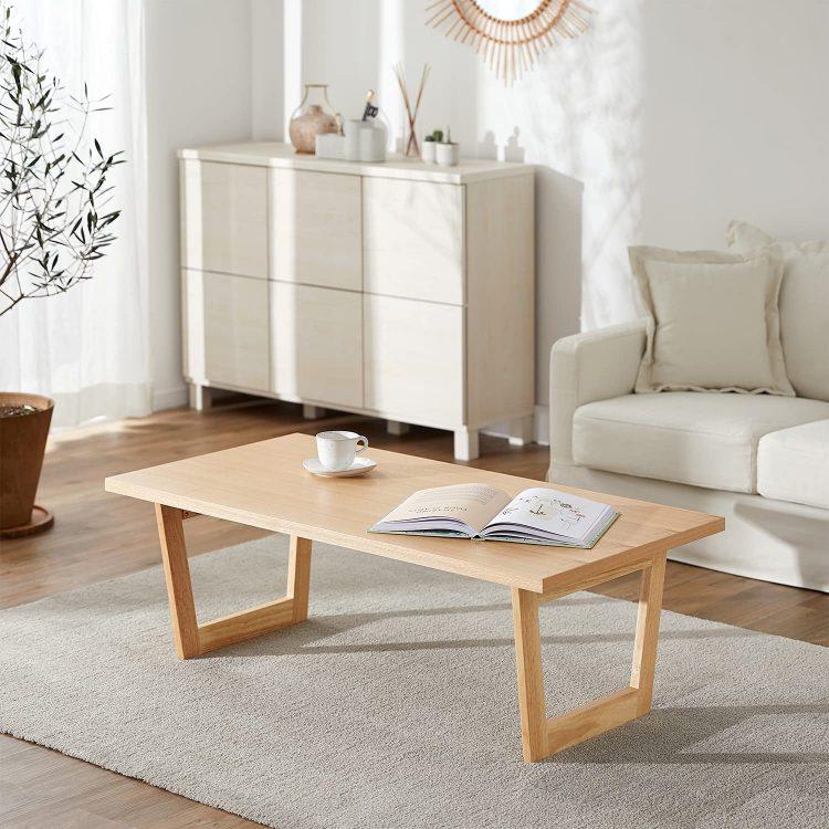 ローテーブルのおすすめ21選。便利な折りたたみタイプもご紹介