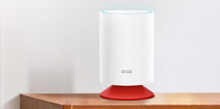 革新的な通信環境をお届け!「Deco Voice X20」