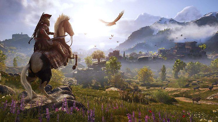 【PS4】オープンワールドのゲームソフトおすすめ31選。広大な世界を探索しよう