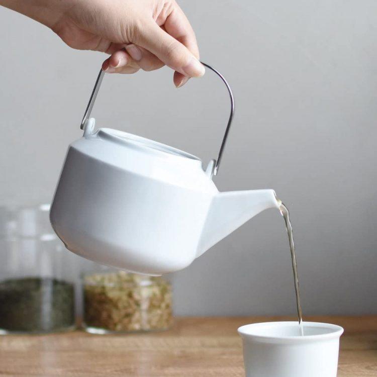 ティーポットのおすすめ31選。おしゃれなガラスや陶器製のアイテムをご紹介